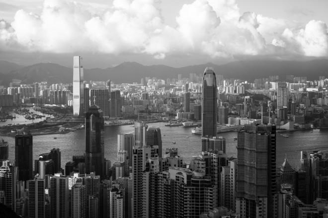 2013 HK Skyline