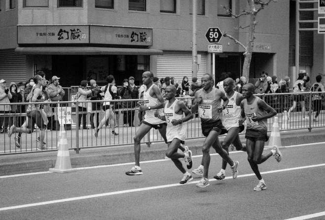 Tokyo Marathon 2014-1