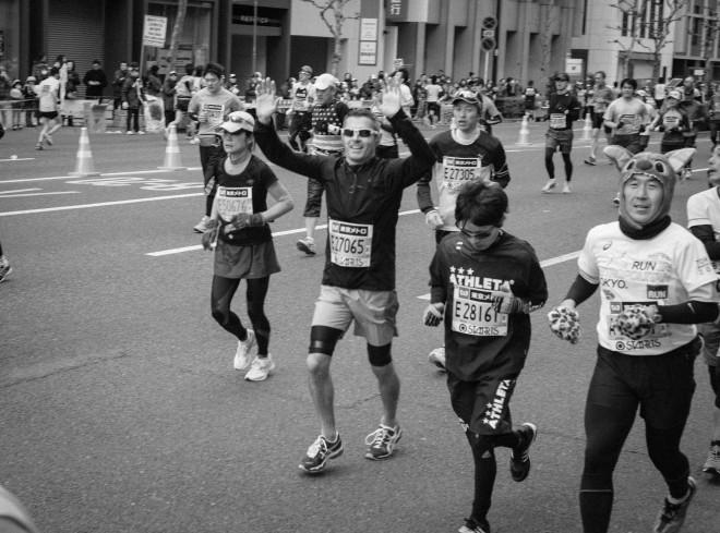 Tokyo Marathon 2014-3