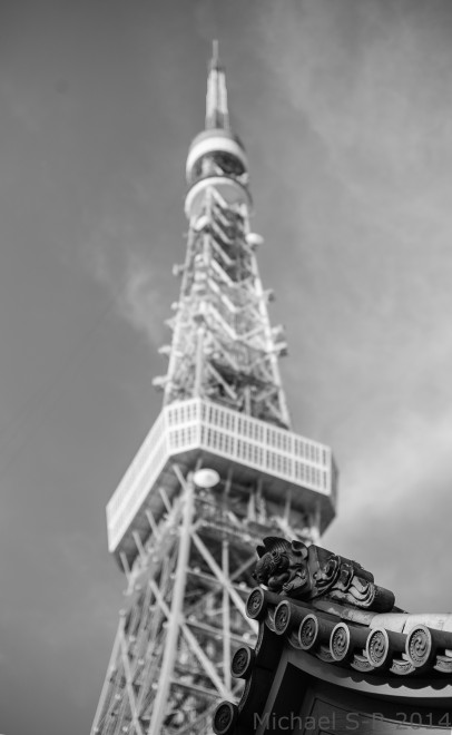 Tokyo Tower-